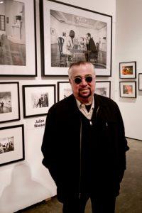 Robert Berman in a Julian Wasser photo