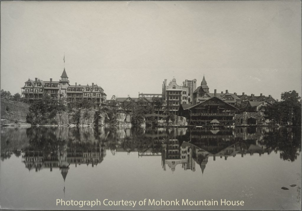 F. D. Lewis, Mohonk Mountain House, 1899