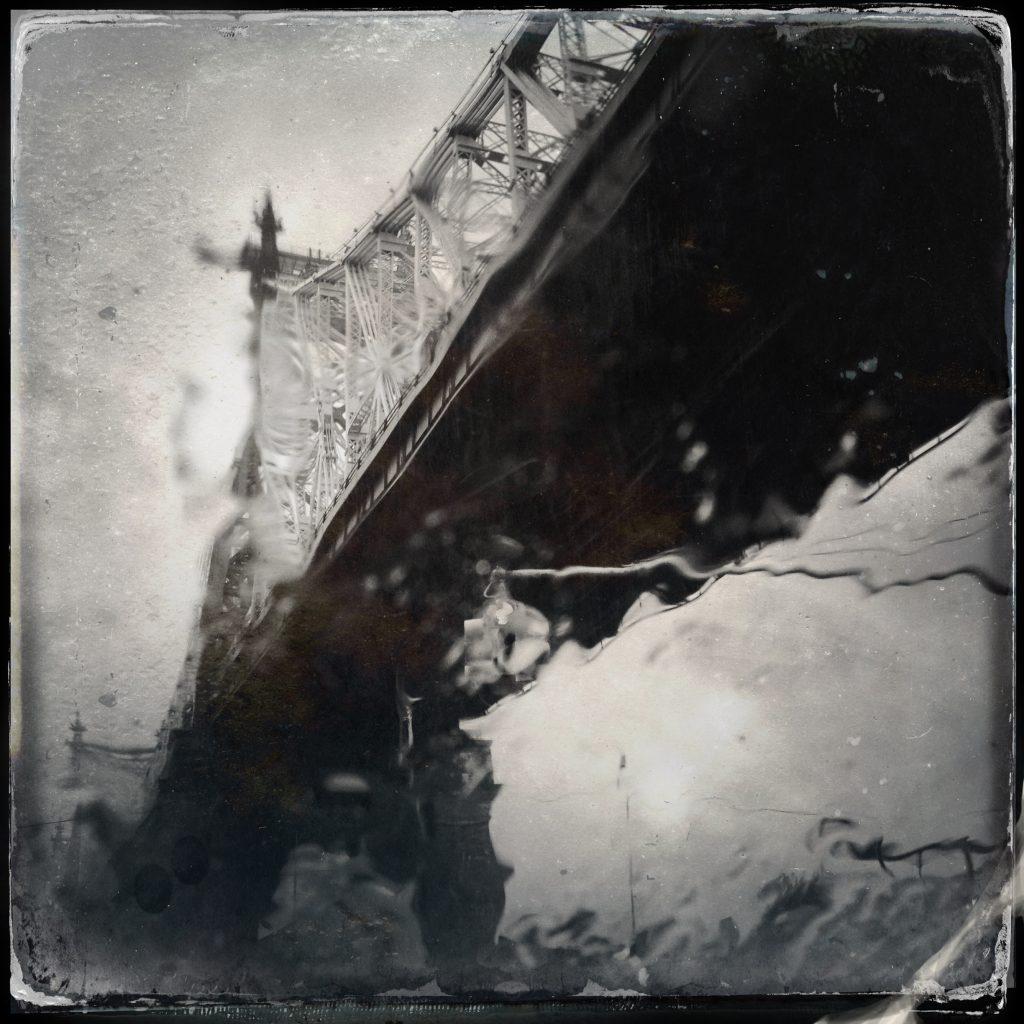 Roman Turovsky, Dutch Kills (2018), digital print, 14 x 11 inches
