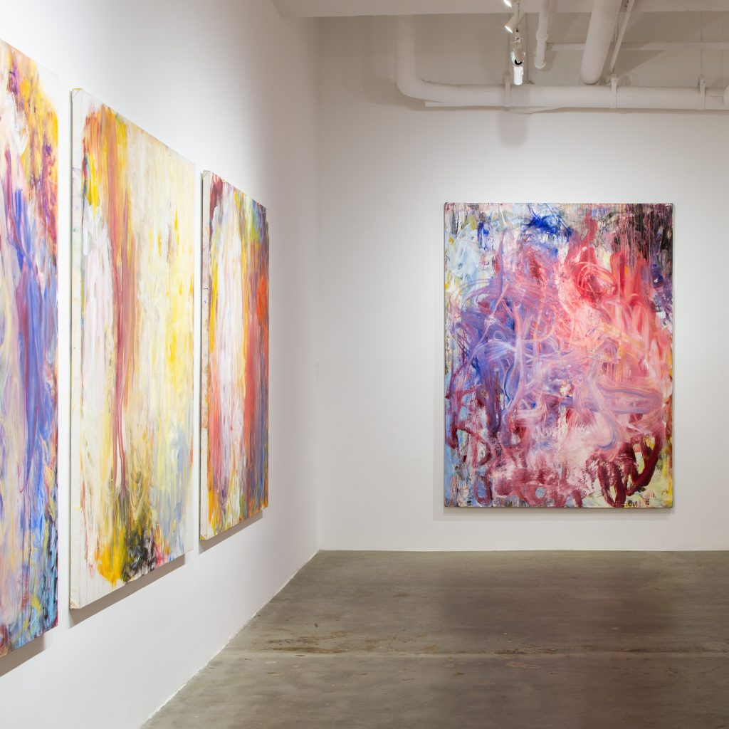 Frank Holliday, SEE/SAW installation view