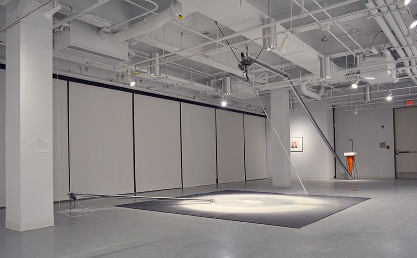 Robert Vlasak, Artifact/Naturfact, 2020, varialble size, Dowd Gallery, SUNY Cortland, NY (Image: Robert Vlasak)